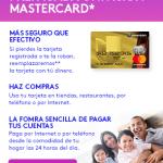 Tarjeta Prepago UniVision MasterCard
